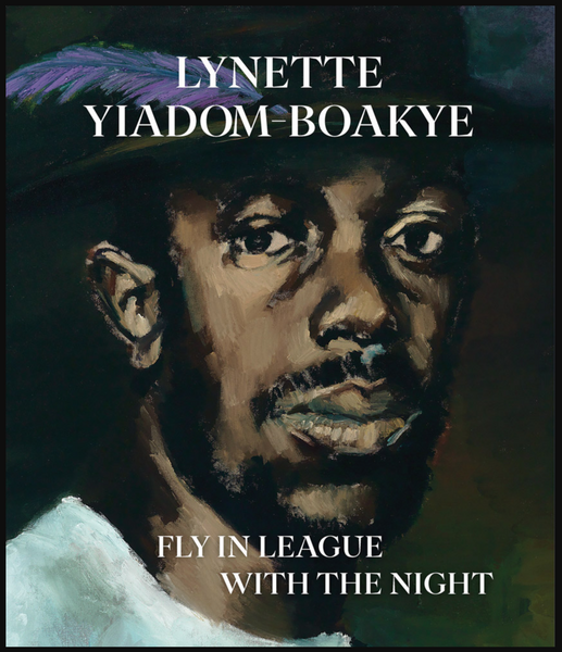 LYNETTE YIADOM-BOAKYE. FLY IN LEAGUE WITH THE NIGHT