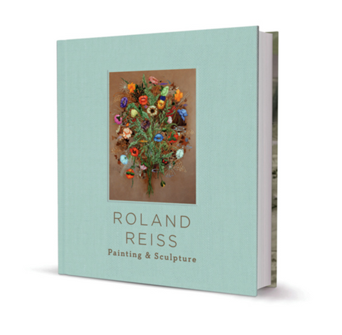 ROLAND REISS. PAINTINGS & SCULPTURE