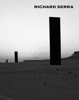 Cover photo of Richard Serra