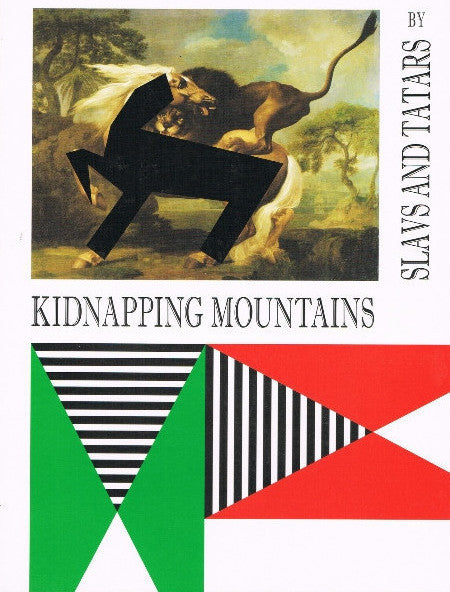 Cover of KIDNAPPING MOUNTAINS by SLAVS AND TARTARS