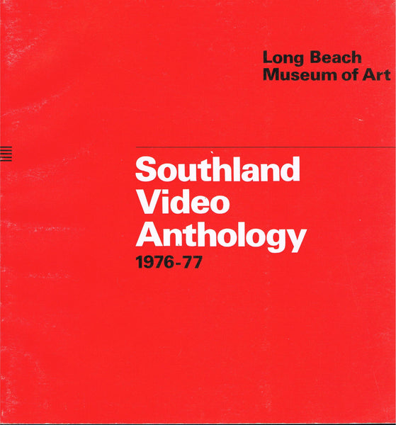 Cover image of Southland Video Anthology