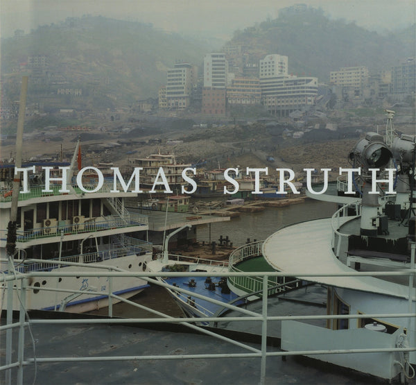 Cover of 1977-2002 by Thomas Struth