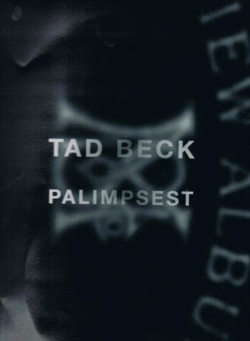 Cover of Palimpsest by Tad Beck