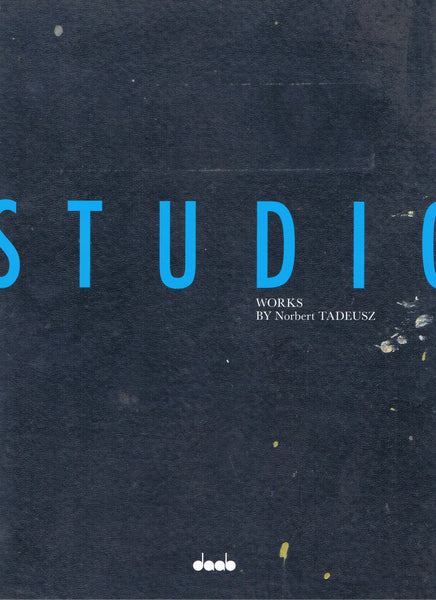 Cover image of Studio Works by Norbert Tadeusz