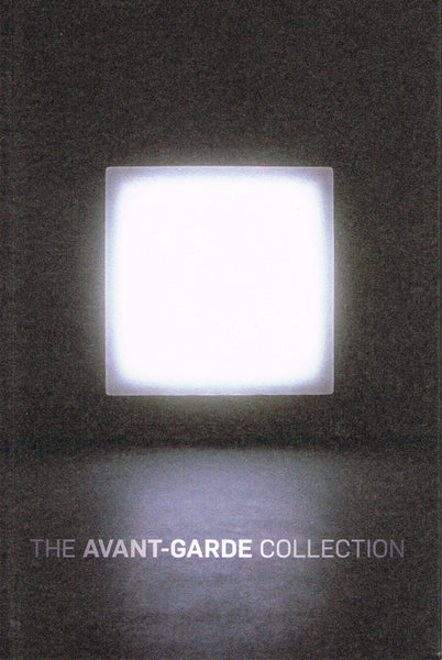 Cover of The Avant-Garde Collection at the Orange County Museum of Art