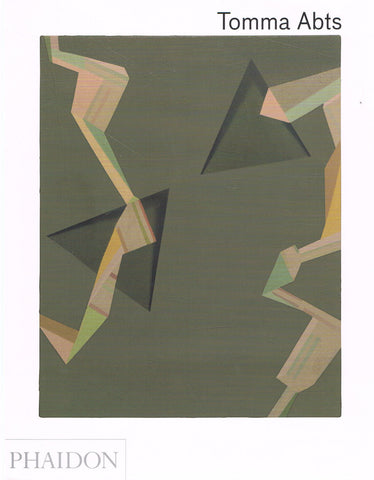 Cover image of Tomma Abts from New Museum