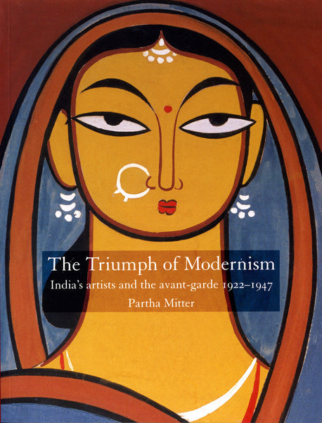 Cover image of The Triumph of Modernism