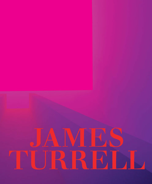 Cover of A RETROSPECTIVE by JAMES TURRELL