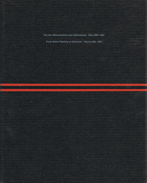 Cover of Viennese Actionism 1960-1965 Vol. 1