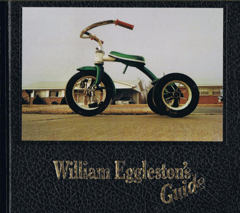 Cover image of William Eggleston's Guide