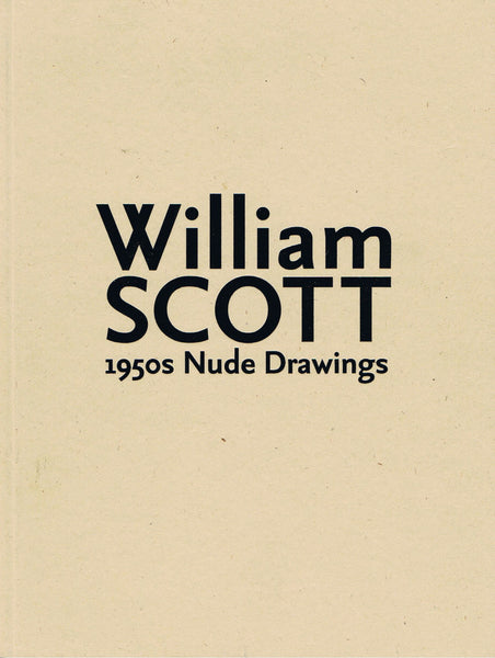Cover image of William Scott 1950s Nude Drawings