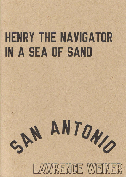 Cover image of Henry the Navigator in a Sea of Sand