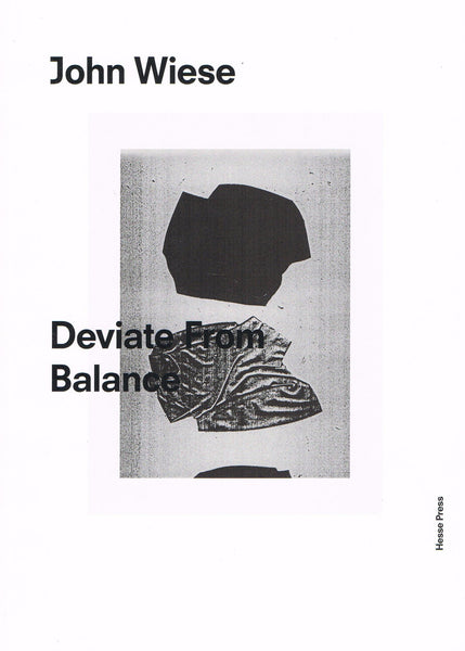 Cover image of John Wiese Deviate From Balance