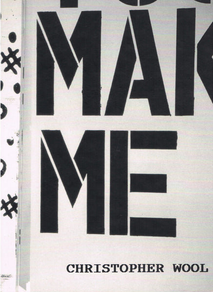 Cover image of Christopher Wool MOCA Los Angeles