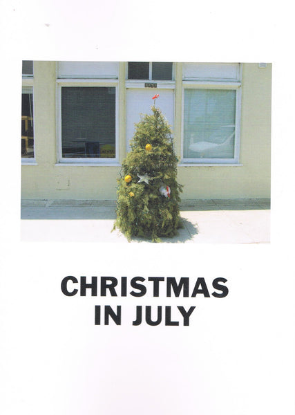Cover image of Chistmas in July by Jeff Ho & Lisa Rosel