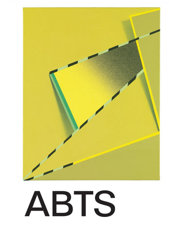 Front cover image-Tomma Abts