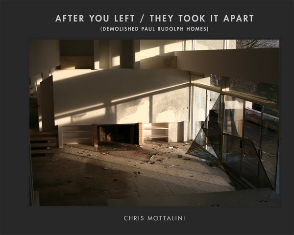 Cover image of After You Left / They Took It Apart