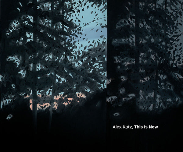 Cover image of Alex Katz This Is Now