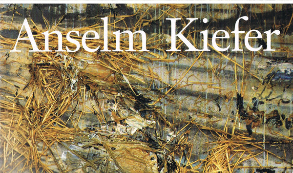 Anselm Kiefer-1st Retrospective-German Art-Sculpture-Philadelphia Museum of Art