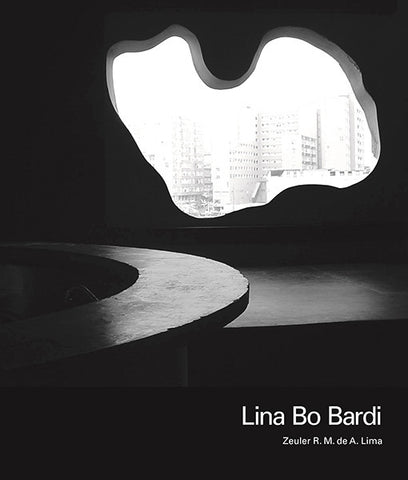 Cover image of Lina Bo Bardi