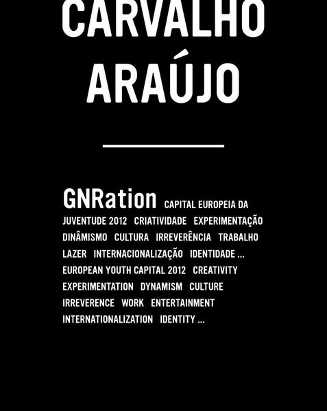 Cover of GNRation by Atelier Carvalho Araujo