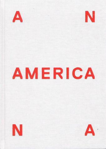 front cover-ANAMERICANA