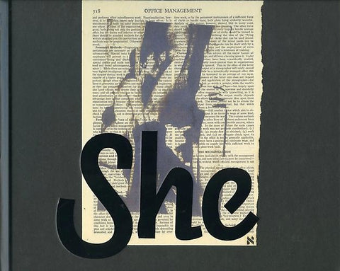 Front cover image-Wallace Berman Richard Prince-She