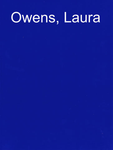 Front cover-Laura Owens-Whitney-2nd edition