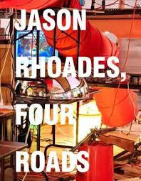 Cover of FOUR ROADS by JASON RHOADES