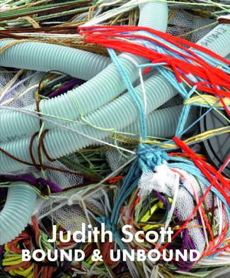 Front cover image-Judith Scott: Bound and Unbound