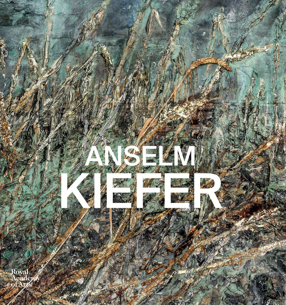 Cover image of Anselm Kiefer