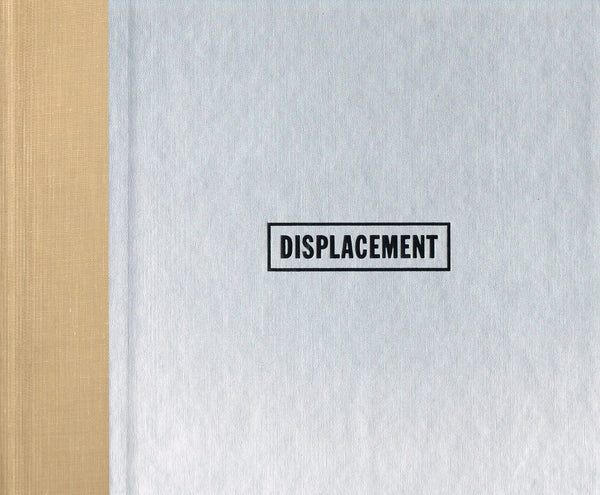Cover image of Displacement by Lawrence Weiner