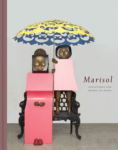Cover image of Marisol Sculptures and Works on Paper