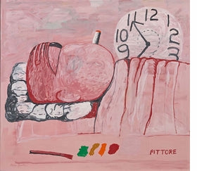 Detail image-Philip Guston & The Poets