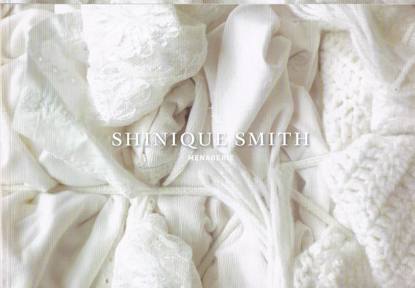 SMITH, SHINIQUE. MENAGERIE