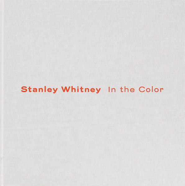 WHITNEY, STANLEY. IN THE COLOR