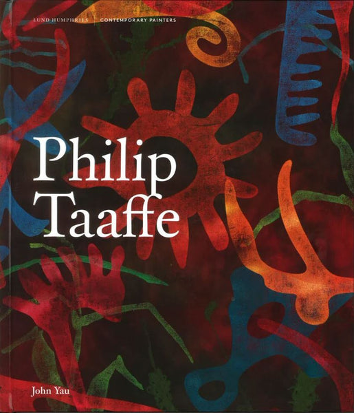 Front cover image-Philip Taaffe