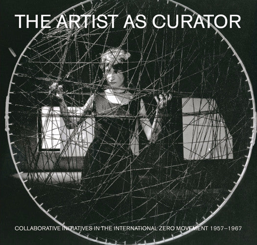 cover image of The Artist as Curator