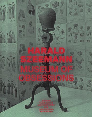 Front cover image-Harald Szeeman-Museum of Obsessions