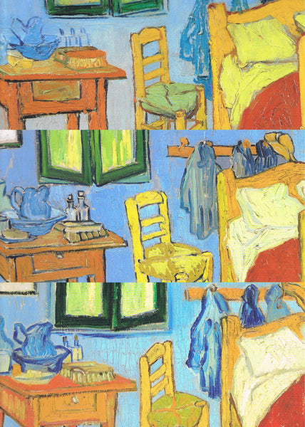 cover image of Van Gogh's Bedrooms