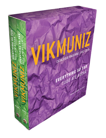Image of Vik Muniz Everything So Far Catalogue Raisonne