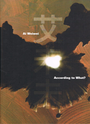 Cover image of Ai Weiwei's According to What?