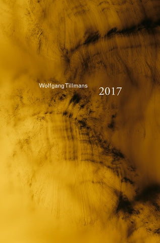 Front cover image-Wolfgang Tillmans 2017