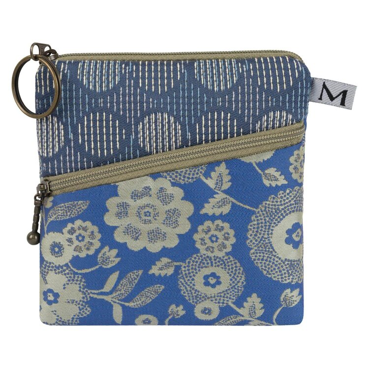 Roo Pouch in Parasol Blue by Maruca Design