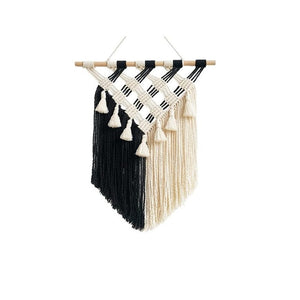 Macrame Hand-woven Wall Hanging