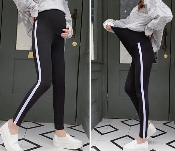 Casual Maternity Sports Legging