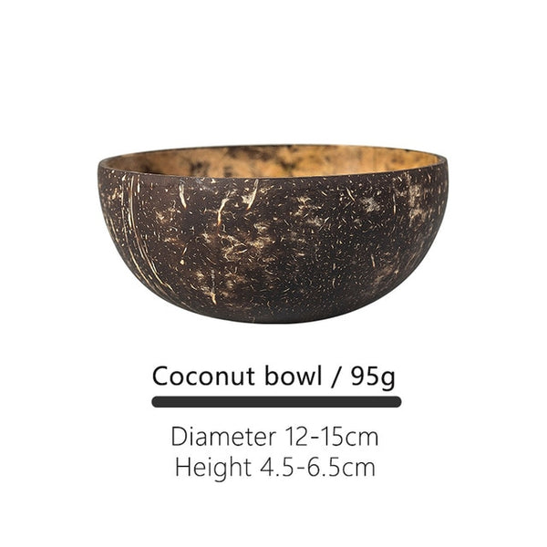 Handmade Coconut Bowl