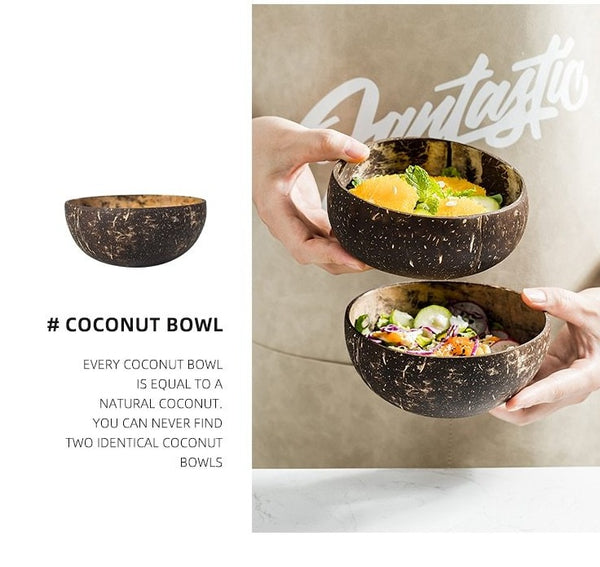 Breakfast Coconut Bowl
