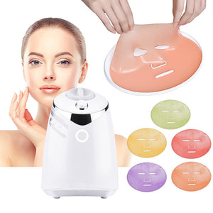 DIY Fruit Facial Mask Maker | 2 Options - Fully Automatic and Mini Type