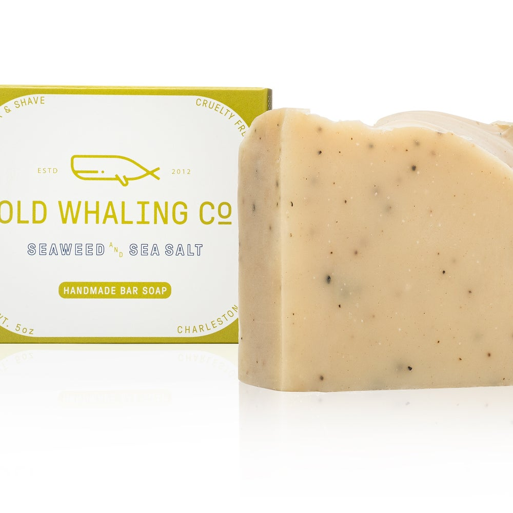 Old Whaling Co. Bar Soap